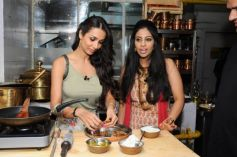 Malaika Arora Khan Visits Delhi