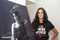 Neha Dhupia at PETA Launch New Pro-Veg Ad Campaign