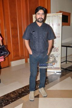 Yashpal Sharma at Launch of exhibition on Rudraksha