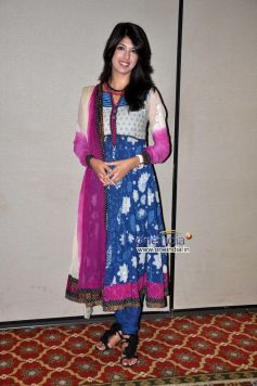 Aishwarya Sakuja at Launch of exhibition on Rudraksha