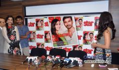 Sonam Kapoor and Dhanush Unveils Latest Issue of Starweek.