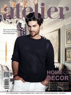 Neil Nitin Mukesh on the cover of Atelier - June 2013