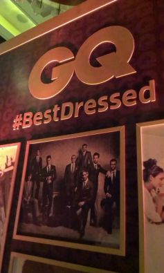 GQ's Best Dressed Men 2013 Party