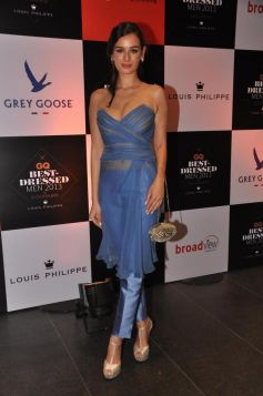 Evelyn Sharma at GQ's Best Dressed Men 2013 Party