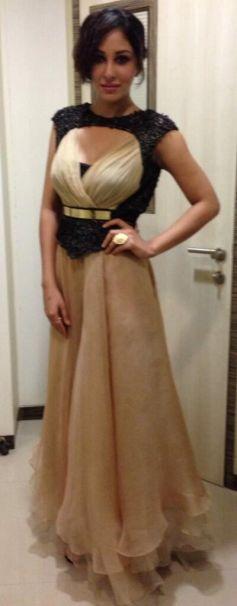 Pooja Chopra at GQ's Best Dressed Men 2013 Party