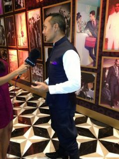 Rahul Bose at GQ's Best Dressed Men 2013 Party