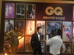 Ayushmann Khurrana at GQ's Best Dressed Men 2013 Party