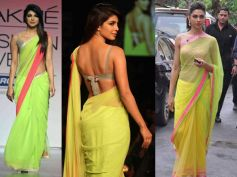 Neon Coloured Sarees