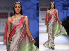 Gown Style Saree