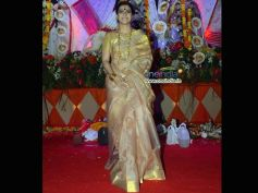 Saree For Puja