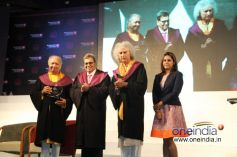 Maestro Awardee Hariprasad Chaurasia at 6th Annual Convocation of WWI