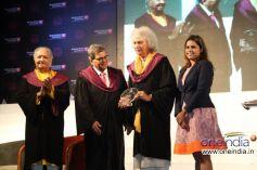 Maestro Awardee Shivkumar Sharma at 6th Annual Convocation of WWI