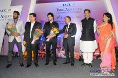 Celebs at 9th Indo American Corporate Excellence Awards 2013