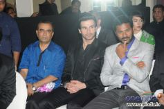 Girish Kumar and Prabhu Deva at 9th Indo American Corporate Excellence Awards 2013