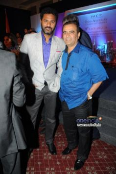 Prabhu Deva at 9th Indo American Corporate Excellence Awards 2013
