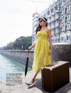 Anushka Sharma's Vogue Magazine Photoshoot