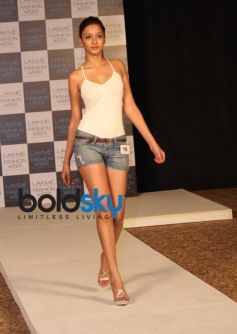 Audition of Lakme Fashion Week WinterFestive 2013