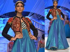 Spanish Blue Gown