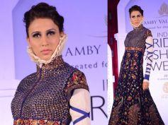 Floor Length Anarkali Gown