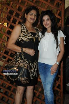 Leonys Pereira with Amy Billimoria during launch of Cafe B9
