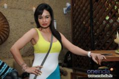 Kavitta Verma during launch of Cafe B9
