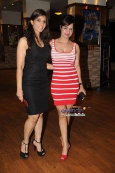 Soni Gupta with Kavitta Verma at Art in Motion dance studio annual festival 2013