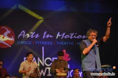 Taufiq Qureshi Performing at Art in Motion dance studio annual festival 2013