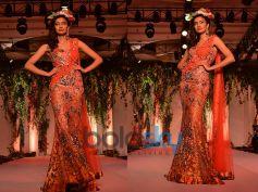 Lehenga Saree Gown
