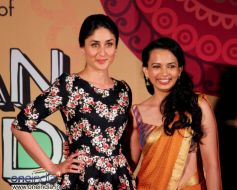 Kareena Kapoor along with nutritionist Rujuta Diwekar