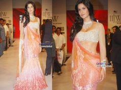 Gujarati Saree Style