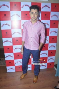 Imran Khan at Stardust August 2013 cover launch