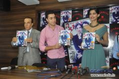 Imran Khan and Sonam Kapoor unveils Stardust August 2013 cover