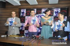Imran and Sonam unveils Stardust August 2013 issue cover
