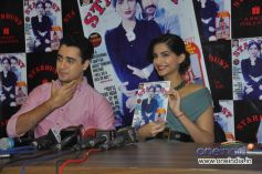 Imran Khan and Sonam Kapoor at STARDUST Magazine August month issue