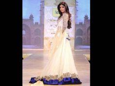Shilpa's Manish Malhotra Gown