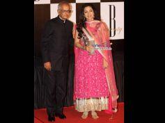 Juhi's Bright Pink Anarkali Gown