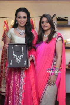 Launch of fashion designer Shouger Merchant's store