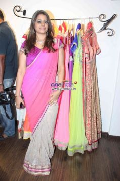 Fashion designer Shouger Merchant's store launch