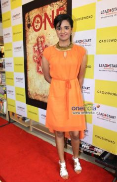 Shriya Sekhsaria at Launch of Shriya Sekhsaria's book One