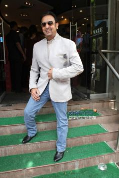 Gulshan Grover at Launch of Shriya Sekhsaria's book One