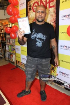 Vishal Dadlani at Launch of Shriya Sekhsaria's book One