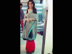 Patterned Sabyasachi Saree