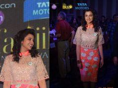 Parineeti Chopra In Namrata Joshipura: IIFA 2013