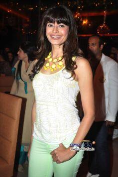 Pooja Batra at launch of Yoko Sizzlers restaurant