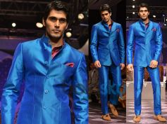 Neon Blue Suit