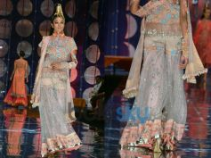 Pale Blue Sharara