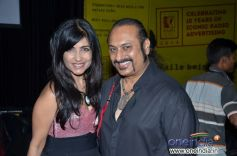 Shibani Kashyab and Leslie Lewis at Radio Mirchi's 10th Mirchi Kaan Awards 2013