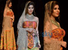 Sophie Choudhury Turns A Bride At IBFW 2013