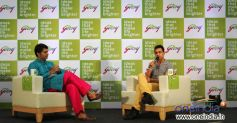 Ideas that touched Aamir during an employee meet at Godrej with author Parmesh Shahani