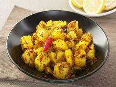 Aloo Jeera Recipe: Janmashtami Spcl